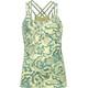 Marmot Vogue camicia a maniche corte Donna giallo/verde